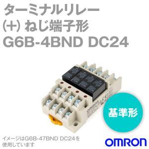 オムロン(OMRON) G6B-4BND DC24 (ターミナルリレー) NN