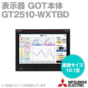 三菱電機 GT2510-WXTBD GOT本体 (10.1型) (解像度: 1280×480)(TFTカラー液晶)(メモリ32MB) NN angelhamshopjapan