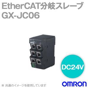 取寄 オムロン(OMRON) GX-JC06 (EtherCAT分岐スレーブ)  NN|angelhamshopjapan