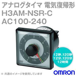 取寄 オムロン(OMRON) H3AM-NSR-C AC100-240 アナログタイマ NN|angelhamshopjapan
