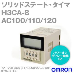 オムロン(OMRON) H3CA-8 AC100/110/120 (ソリッドステート・タイマ)  NN|angelhamshopjapan