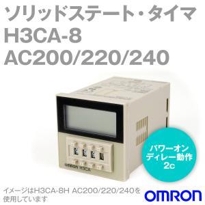 オムロン(OMRON) H3CA-8 AC200/220/240 (ソリッドステート・タイマ)  NN|angelhamshopjapan