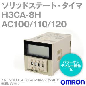 オムロン(OMRON) H3CA-8H AC100/110/120 (ソリッドステート・タイマ)  NN|angelhamshopjapan