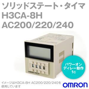 オムロン(OMRON) H3CA-8H AC200/220/240 (ソリッドステート・タイマ)  NN|angelhamshopjapan