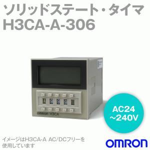 取寄 オムロン(OMRON) H3CA-A-306  (ソリッドステート・タイマ)  NN angelhamshopjapan