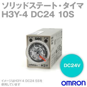オムロン(OMRON) H3Y-4 DC24V 10S  (ソリッドステート・タイマ)  NN|angelhamshopjapan