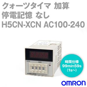 オムロン(OMRON) H5CN-XCN AC100-240 (クォーツタイマ) NN angelhamshopjapan