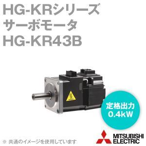 三菱電機 HG-KR43B サーボモータ HG-KRシリーズ 電磁ブレーキ付 (低慣性・小容量) (定格出力容量 0.4kW) (慣性モーメント 0.393J) NN angelhamshopjapan