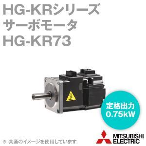 三菱電機 HG-KR73 サーボモータ HG-KRシリーズ (低慣性・小容量) (定格出力容量 0.75kW) (慣性モーメント 1.26J) NN|angelhamshopjapan