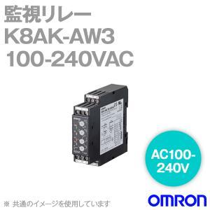 取寄 オムロン(OMRON)  K8AK-AW3 100-240VAC 監視リレー (AC100-240V)NN|angelhamshopjapan