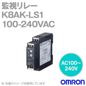 取寄 オムロン(OMRON)  K8AK-LS1 100-240VAC 監視リレー (AC100〜240V) 導電式レベルスイッチ NN|angelhamshopjapan
