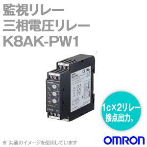 取寄 オムロン(OMRON)  K8AK-PW1 監視リレー (三相電圧リレー)  NN|angelhamshopjapan