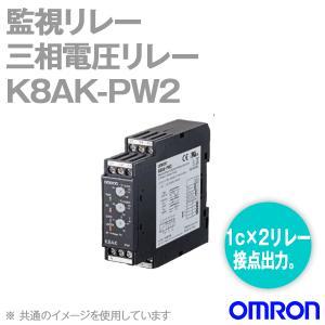 取寄 オムロン(OMRON)  K8AK-PW2 監視リレー (三相電圧リレー)  NN|angelhamshopjapan