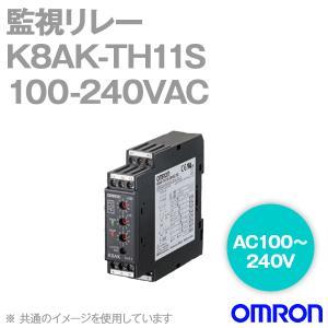取寄 オムロン(OMRON)  K8AK-TH11S 100-240VAC 監視リレー (AC100〜240V)  温度警報器  NN|angelhamshopjapan