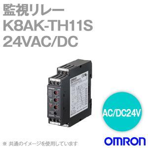 取寄 オムロン(OMRON)  K8AK-TH11S 24VAC/DC 監視リレー (AC/DC24V)  温度警報器  NN|angelhamshopjapan