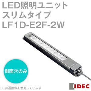 IDEC (アイデック/和泉電機)  LF1D-E2F-2W  LF1D シリーズ LED照明ユニット (照光部:透明強化ガラス) NN|angelhamshopjapan