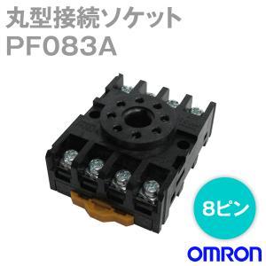 オムロン(OMRON) PF083A 丸型接続ソケット (PF 表面接続) 8ピン NN|angelhamshopjapan