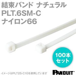 取寄 パンドウィット ナイロン66 結束バンド PLT.6SM-C (ナチュラル) (100本入) パンドウイット(PANDUIT) NN|angelhamshopjapan