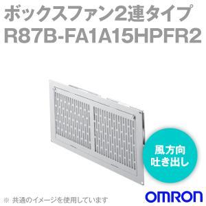 取寄 オムロン(OMRON) R87B-FA1A15HPFR2 ボックスファン2連タイプ (端子タイプ) (100V) NN|angelhamshopjapan