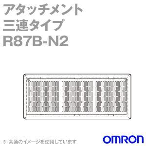取寄 オムロン(OMRON) R87B-N3 アタッチメント (三連) NN|angelhamshopjapan