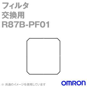 取寄 オムロン(OMRON) R87B-PF01 AC軸流ファン 交換用フィルタ 2枚入 NN|angelhamshopjapan