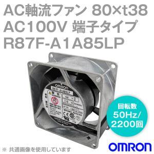 取寄 オムロン(OMRON) R87F-A1A85LP AC軸流ファン 100V (80×t38 端子タイプ) (回転数 50Hz 2200回) NN|angelhamshopjapan
