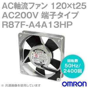 オムロン(OMRON) R87F-A4A13HP AC軸流ファン 200V (120×t25 端子タイプ) (回転数 50Hz 2400回) NN|angelhamshopjapan