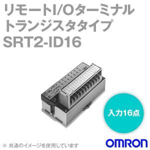 オムロン(OMRON) SRT2-ID16 リモートI/Oターミナル (トランジスタタイプ, 入力用, NPN対応) NN|angelhamshopjapan