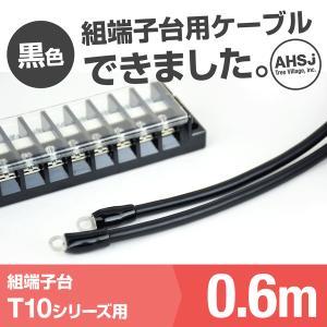 T10用 黒色 0.6m 端子台接続ケーブル (KIV 5.5sq 丸型圧着端子 5.5−S4) TV|angelhamshopjapan