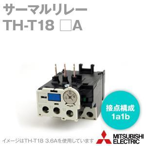 三菱電機 TH-T18 サーマルリレー (ヒータ呼び: 0.12〜15A) (2素子) (接点構成: 1a1b) (端子カバー付) NN|angelhamshopjapan