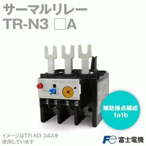 富士電機 TR-N3 TR-N形 標準形サーマルリレー 電磁開閉器用 NN