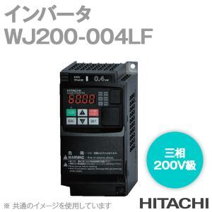 取寄 日立 WJ200-004LF WJ200シリーズ インバーター 三相200V級 0.4kW (パネル付)NN|angelhamshopjapan