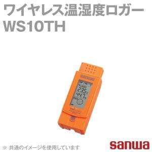 取寄 三和電気計器 WS10TH ワイヤレス温湿度ロガー (ネットワーク型監視装置WiLOG) SN angelhamshopjapan