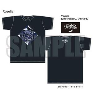 BanG Dream! バンドリ! ガールズバンドパーティ! バンドイメージTシャツ Roselia...