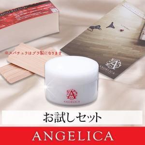 【商品内容】ANGELICA WAX100g×1個、ビキニ用ストリップス100枚入り×1袋、スパチュ...