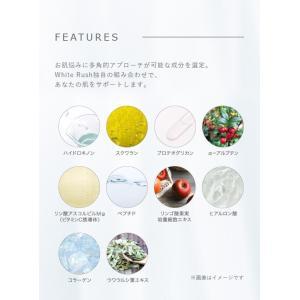 純ハイドロキノン 5% ホワイトラッシュ フェイスクリーム 日本製 15g リンゴ幹細胞エキス ビタミンC誘導体 配合 メンズ レディース ケア 女性 男性|angelico|06