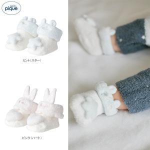 ベビー gelato pique スムージィソックス ジェラートピケ ベビー 赤ちゃん ベビー服 男の子 女の子 ウェア 靴下 あったか 暖か 冷え防止 冷え対策
