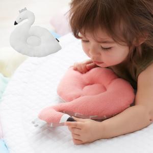 ベビー 枕  mocmof スワン・フラミンゴまくら 赤ちゃん 枕 ベビー枕 出産祝い まくら 昼寝...