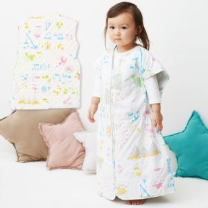 ベビー baby book fufu colorful スリーパー 赤ちゃん ねんね 寝袋 あったか...