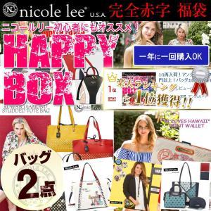アンジェリーナ  ニコールリー 総額20000円以上 ハッピーボックス バッグ2点 nicole lee福袋 二コルリー ミランダカー 好きにも|angelina