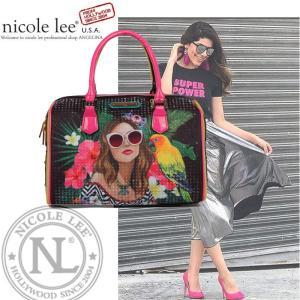 (当店限定の安心保証サービス) Nicole Leeは独自のデザインを世界中に発信し続けるブランドで...