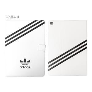 iPad Air2 ケース おしゃれ カバー スタンドケース おしゃれ ブランド adidas メンズ  3ストライプ|angelique-girlish|05