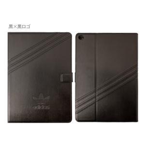 iPad Air2 ケース おしゃれ カバー スタンドケース おしゃれ ブランド adidas メンズ  3ストライプ|angelique-girlish|06
