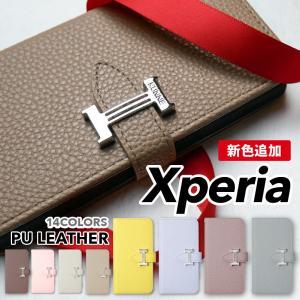 Xperia8 ケース Xperia 5 Xperia 1 Ace XZ3 スマホケース 手帳型 全...
