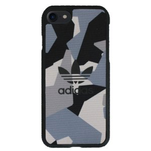 iPhone8 ケース ハードケース adidas originals iPhone7 ケース ブラ...
