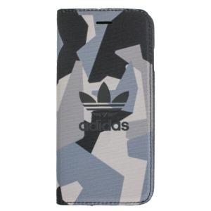 adidas アディダス iPhone7 手帳型ケース ブランド 手帳 アイホン7 ケース NMD Graphic