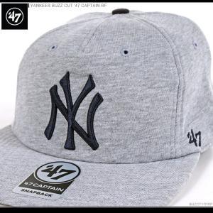 47 Brand キャップ YANKEES BUZZ CUT '47 CAPTAIN RF/47ブランド MLB キャップ/YANKEES/ニューヨーク/ヤンキース/|angelitta