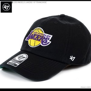 47 Brand キャップ 47 Brand NBAキャップ LOS ANGELS LAKERS '...