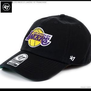 47 Brand キャップ 47 Brand NBAキャップ LOS ANGELS LAKERS '47 FRANCHISE/47ブランド NBAキャップ/ロサンゼルス・レイカーズ/ボールキャップ/|angelitta