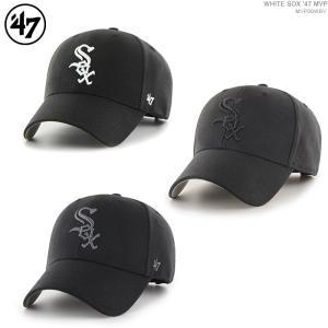 47 Brand キャップ WHITE SOX HOME '47 MVP/47ブランド バックベルト/MLB キャップ/WHITE SOX/シカゴ/ホワイトソックス/|angelitta